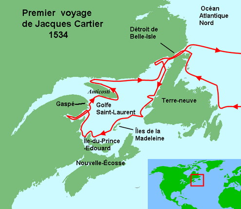 495px-Cartier_First_Voyage_Map_1_fr