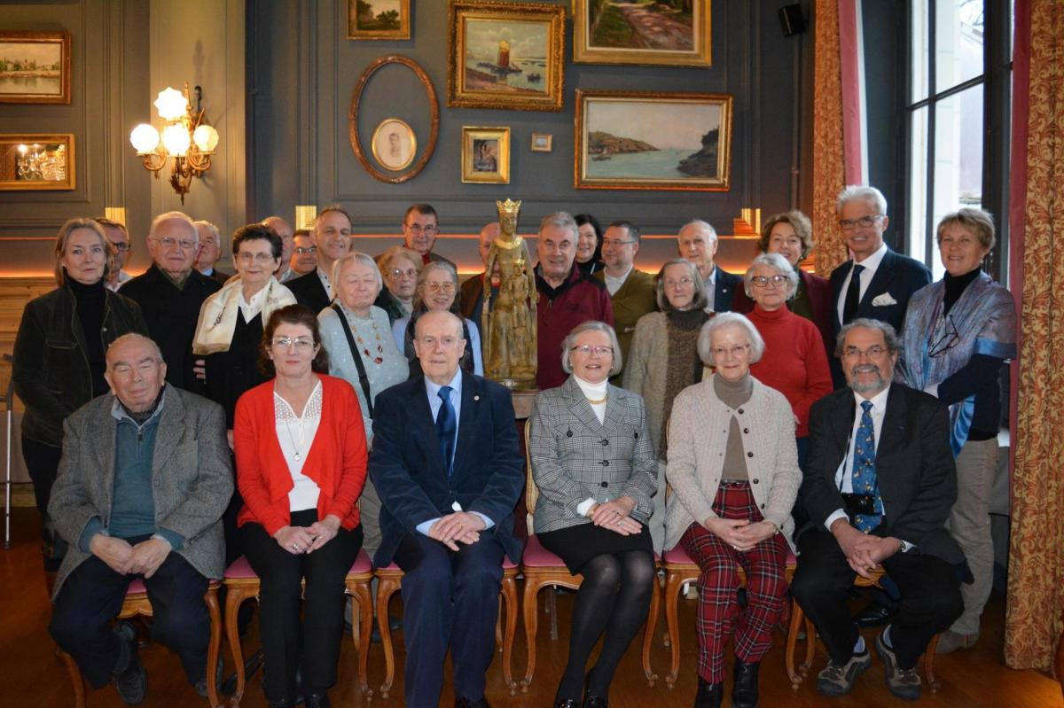 Asso descendants famille de jacques cartier matthieu baron