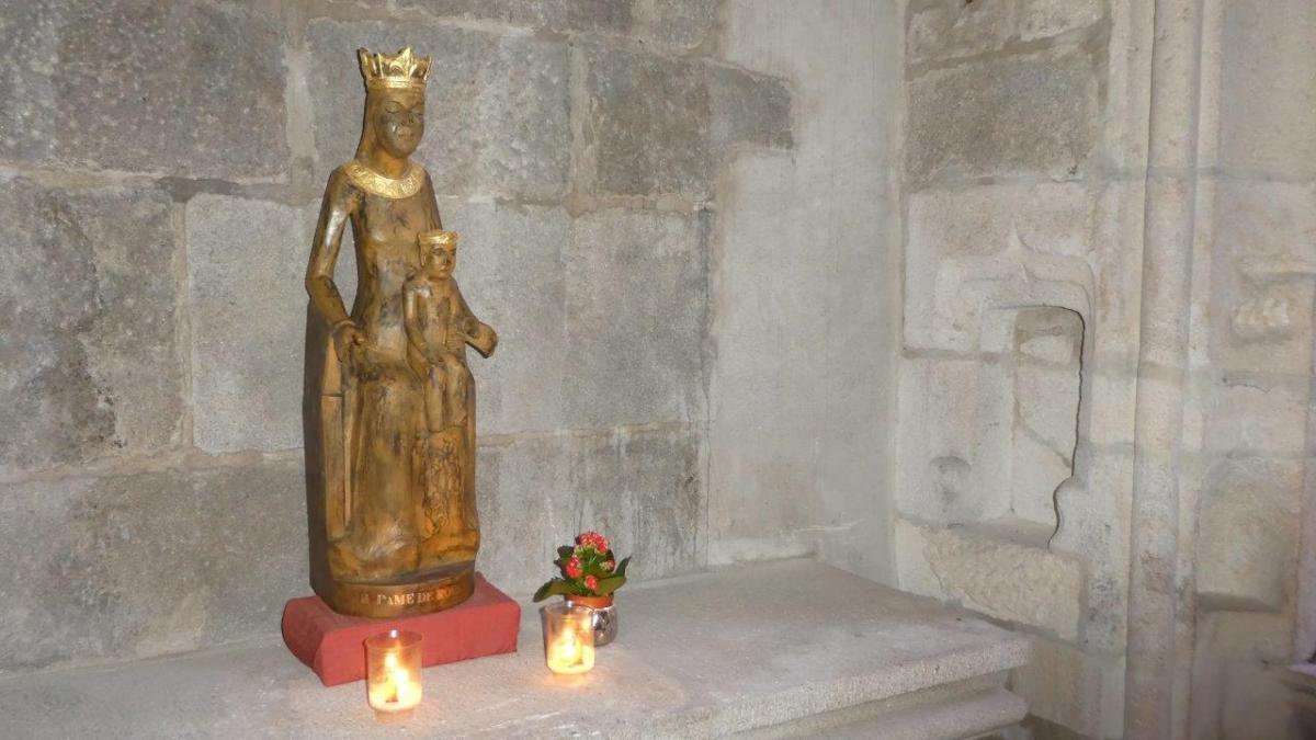 Cathedrale de saint malo notre dame de rocamadour