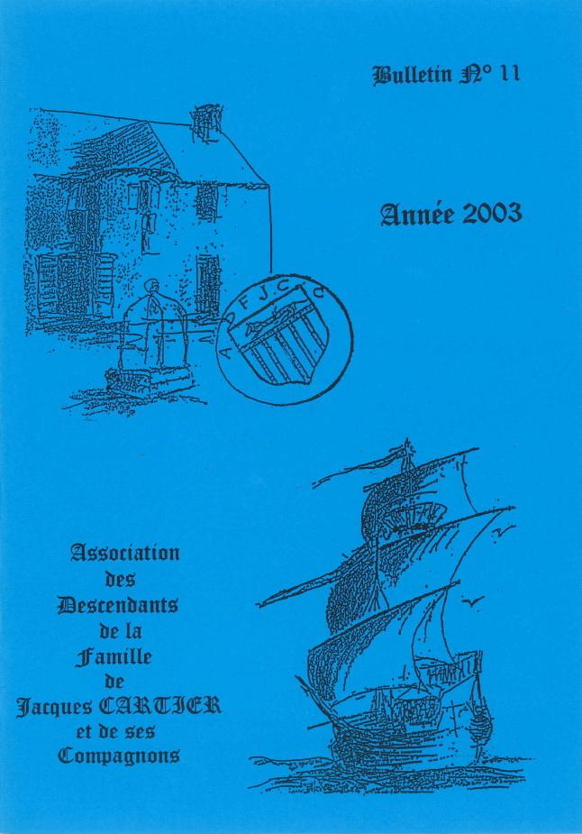 Revue 11 2003