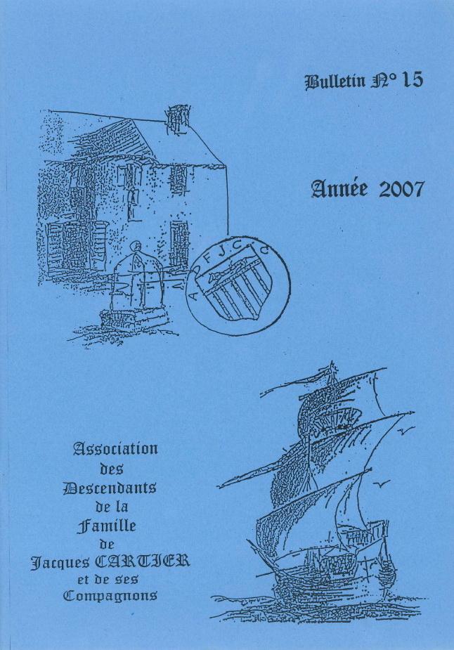Revue 15 2007